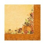 BoBunny - Apple Cider Collection - 12 x 12 Double Sided Paper - Bounty