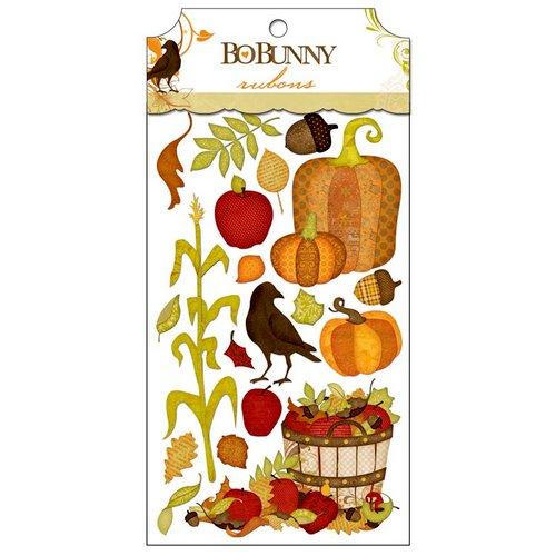 Bo Bunny - Apple Cider Collection - Rub Ons