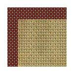 BoBunny - Serenade Collection - 12 x 12 Double Sided Paper - Promenade