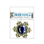 Bo Bunny - Powder Mountain Collection - Metal Embellishments - Trinkets