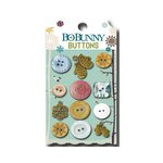 Bo Bunny - Snow Day Collection - Buttons
