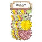 Bo Bunny - C'est la Vie Collection - Flower Embellishments - Petals