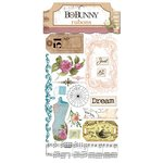 Bo Bunny - C'est la Vie Collection - Rub Ons