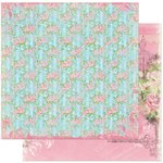 Bo Bunny - Prairie Chic Collection - 12 x 12 Double Sided Paper - Wanderlust