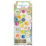 Bo Bunny - Prairie Chic Collection - Buttons