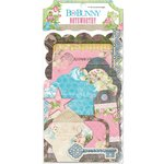 BoBunny - Prairie Chic Collection - Noteworthy Journaling Cards