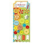 Bo Bunny - Surprise Collection - Buttons