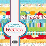 BoBunny - Surprise Collection - 6 x 6 Paper Pad