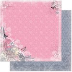 Bo Bunny - Isabella Collection - 12 x 12 Double Sided Paper - Isabella