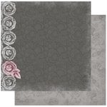 Bo Bunny - Isabella Collection - 12 x 12 Double Sided Paper - Carissima