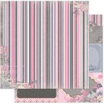 BoBunny - Isabella Collection - 12 x 12 Double Sided Paper - Opulent
