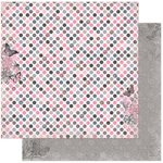 Bo Bunny - Isabella Collection - 12 x 12 Double Sided Paper - Savvy
