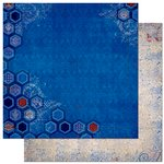 BoBunny - Anthem Collection - 12 x 12 Double Sided Paper - Majesty
