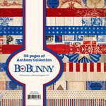 Bo Bunny - Anthem Collection - 6 x 6 Paper Pad