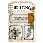 Bo Bunny - Trail Mix Collection - Clear Acrylic Stamps