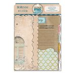 Bo Bunny - The Avenues Collection - Misc Me - Calendar Divider Inserts