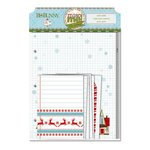 Bo Bunny - Elf Magic Collection - Misc Me - Notepaper Inserts
