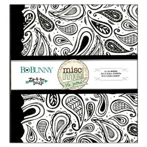 Bo Bunny - Zip-a-dee-doodle Collection - Misc Me - Binder