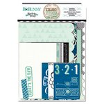 Bo Bunny - Zip-a-dee-doodle Collection - Misc Me - Journal Inserts