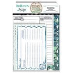 BoBunny - Zip-a-dee-doodle Collection - Misc Me - Recipe Inserts