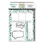 Bo Bunny - Zip-a-dee-doodle Collection - Misc Me - Weekly Inserts