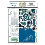 Bo Bunny - Zip-a-dee-doodle Collection - Misc Me - Recipe Divider Inserts