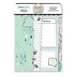 Bo Bunny - Zip-a-dee-doodle Collection - Misc Me - Calendar Divider Inserts