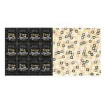 BoBunny - Baby Bump Collection - 12 x 12 Double Sided Paper - Bun in the Oven