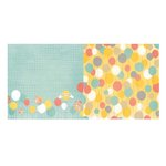 BoBunny - Baby Bump Collection - 12 x 12 Double Sided Paper - Expecting