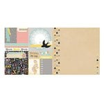 BoBunny - Baby Bump Collection - 12 x 12 Double Sided Paper - Watch Me Grow