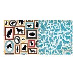 Bo Bunny - Happy Tails Collection - 12 x 12 Double Sided Paper - Menagerie