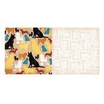 BoBunny - Happy Tails Collection - 12 x 12 Double Sided Paper - Ruff Life