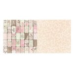 BoBunny - Primrose Collection - 12 x 12 Double Sided Paper - Primrose