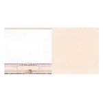 BoBunny - Primrose Collection - 12 x 12 Double Sided Paper - Cottage