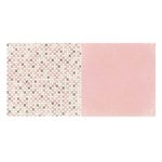Bo Bunny - Primrose Collection - 12 x 12 Double Sided Paper - Dot