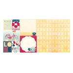 BoBunny - Modern Miss Collection - 12 x 12 Double Sided Paper - Modern Miss