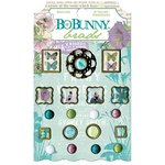 Bo Bunny - Enchanted Garden Collection - Brads