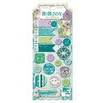 Bo Bunny - Enchanted Garden Collection - Buttons