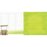 Bo Bunny - Lemonade Stand Collection - 12 x 12 Double Sided Paper - Lemonade Stand
