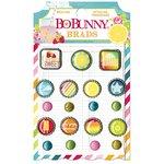 Bo Bunny - Lemonade Stand Collection - Brads