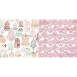 BoBunny - Madeleine Collection - 12 x 12 Double Sided Paper - Exquisite