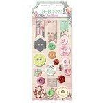 Bo Bunny - Madeleine Collection - Buttons