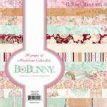 Bo Bunny - Madeleine Collection - 6 x 6 Paper Pad