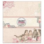 BoBunny - Madeleine Collection - Misc Me - 8 x 9 Binder
