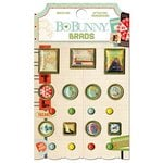 BoBunny - Souvenir Collection - Brads