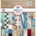 BoBunny - Wild Card Collection - 12 x 12 Collection Pack