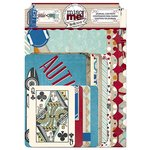 Bo Bunny - Wild Card Collection - Misc Me - Journal Contents