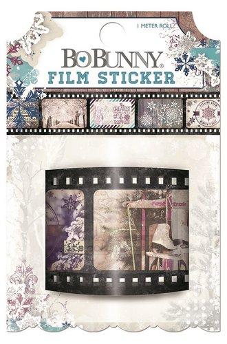 Bo Bunny - Altitude Collection - Christmas - Film Sticker
