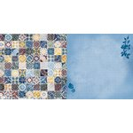 BoBunny - Rose Cafe Collection - 12 x 12 Double Sided Paper - Bistro