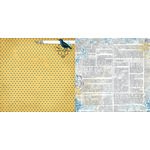 BoBunny - Rose Cafe Collection - 12 x 12 Double Sided Paper - Dot